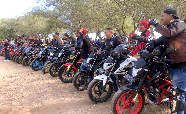Gathering Komunitas Honda Nusa Tenggara Timur